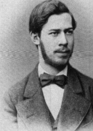 Генрих Рудольф Герц в 21 год
